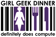 Girl Geek Dinner Logo