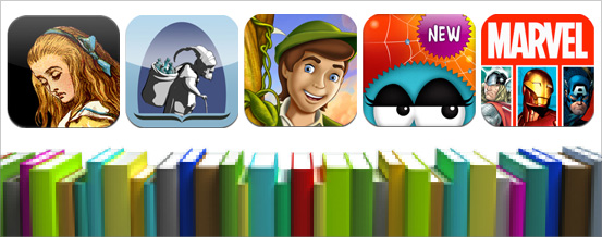 Digital Storybook Apps For iOS